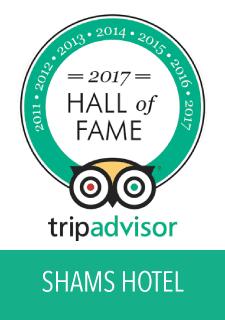 Award Shams Hotel