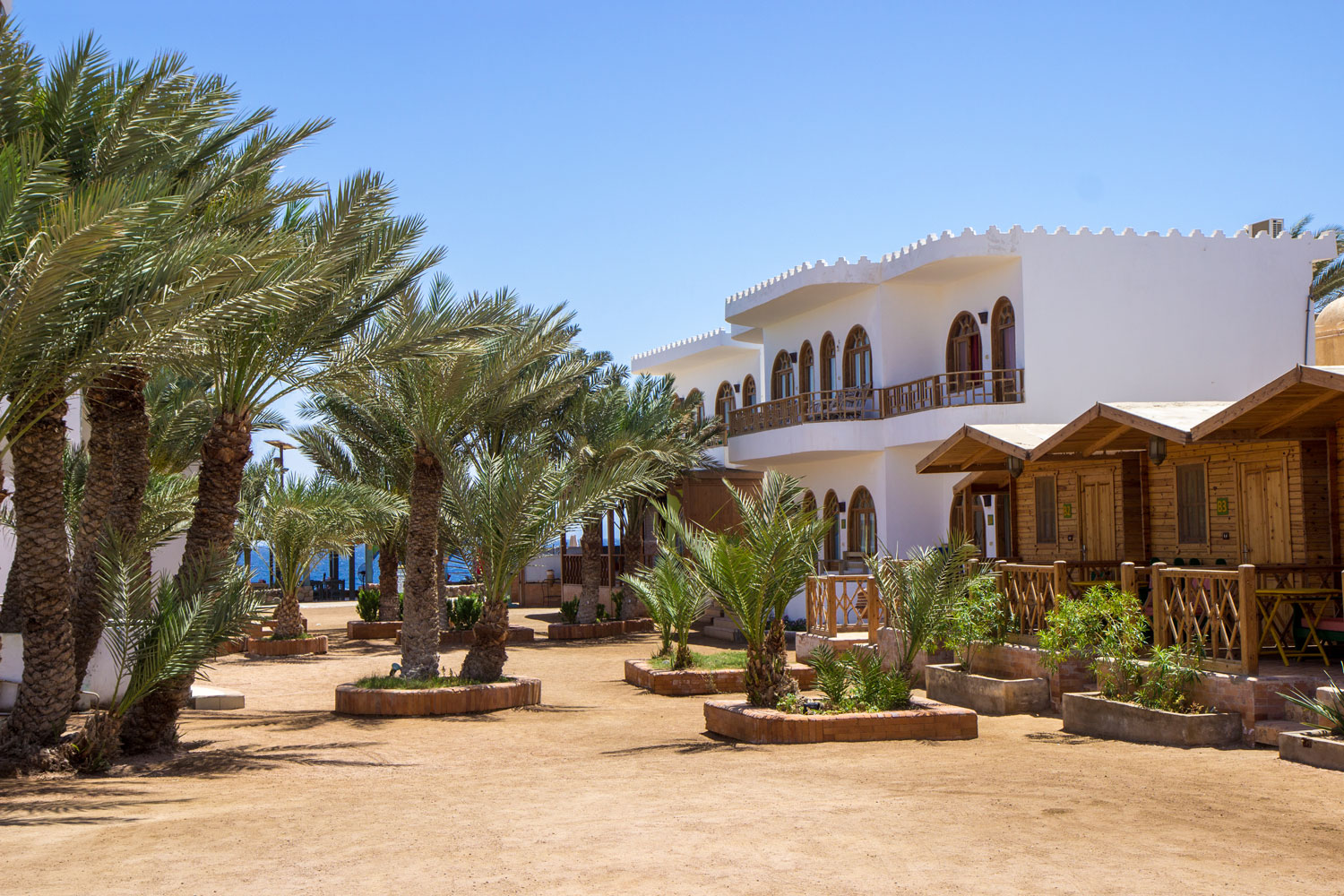 Beautiful Hotel in Dahab