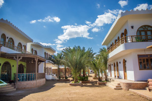 Shams Hotel and Dive Centre in Dahab